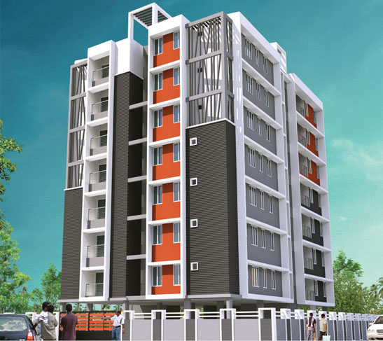 Apartments at Thrissur