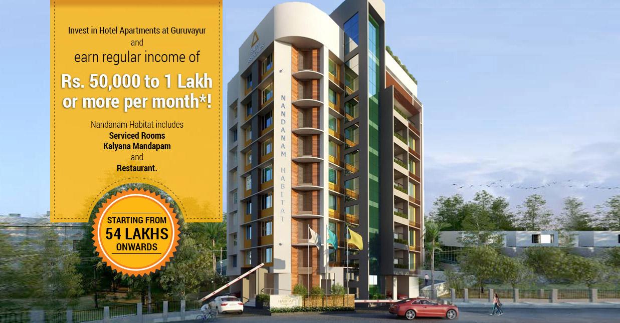 Thrissur Apartment Offer