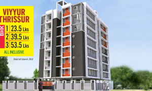 Apartments Thrissur