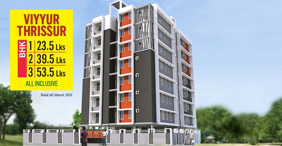 Apartments Thrissur