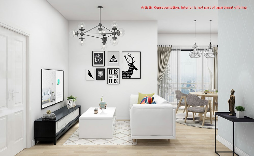 1 BHK Apartments for Sale