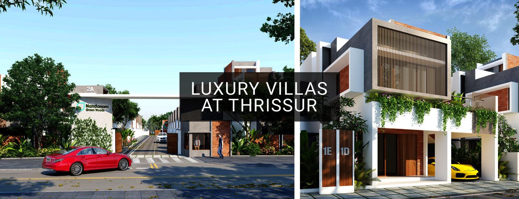 Villas at Thrissur